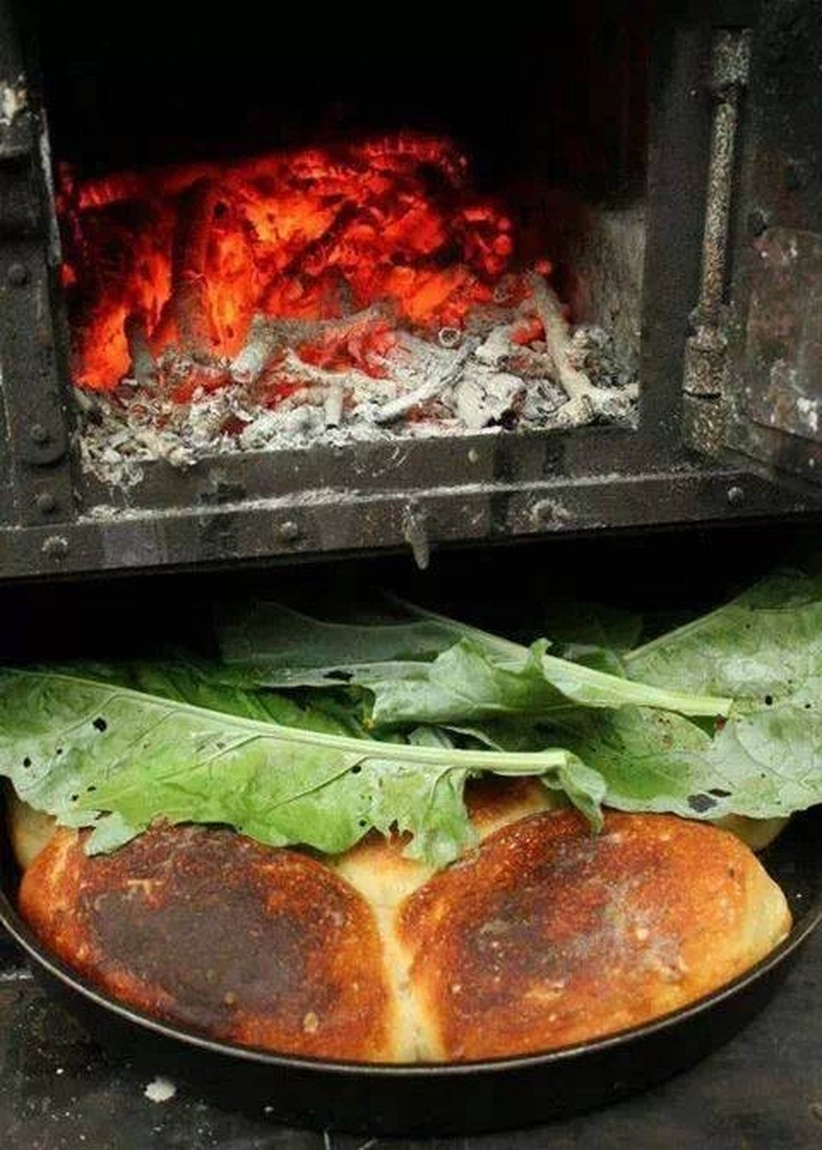 food and drink, indoors, freshness, food, healthy eating, close-up, heat - temperature, still life, vegetable, table, leaf, burning, cooking, preparation, no people, high angle view, meal, fire - natural phenomenon, meat, wood - material