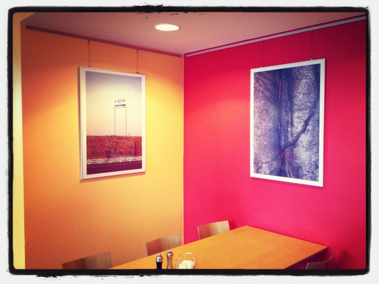 Oranges & Blues Exhibition