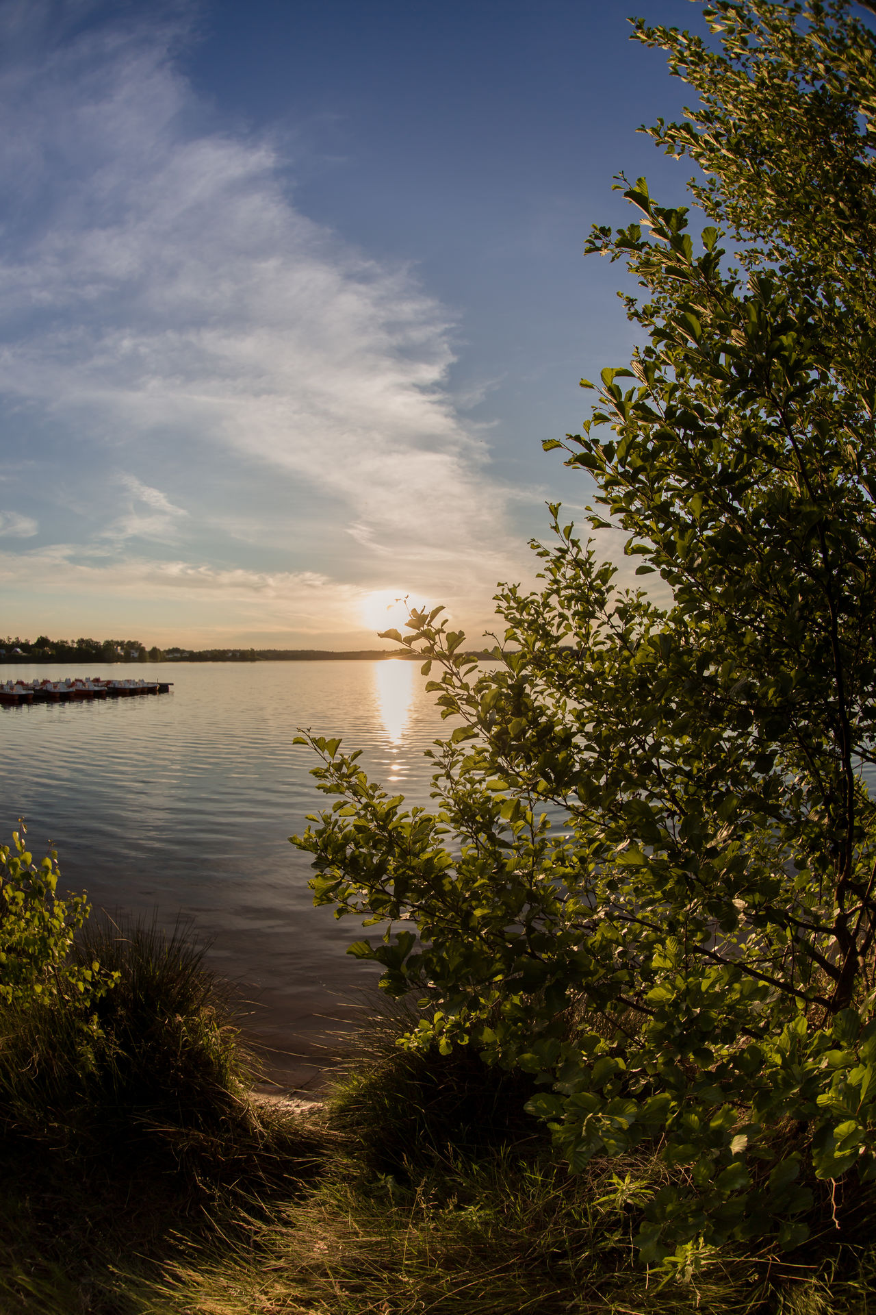Bavaria Beauty In Nature Day Evening Sky Evening Sun Holiday Lake Lake View Landscape Nature No People Outdoors Romantic Scenics Sky Sunrise Sunrise And Clouds Sunset Tranquil Scene Tranquility Travel Travel Destinations Wackersdorf Water Water Reflections