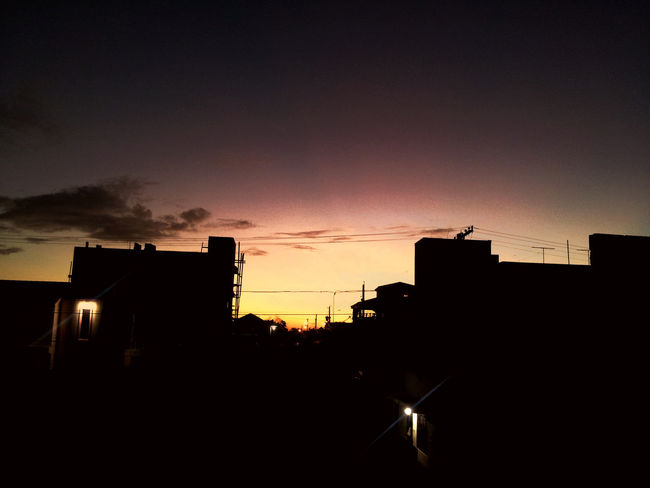 The Purist (no Edit, No Filter) Sunrise_Collection Skies Perfection Is Everywhere Negative Space
