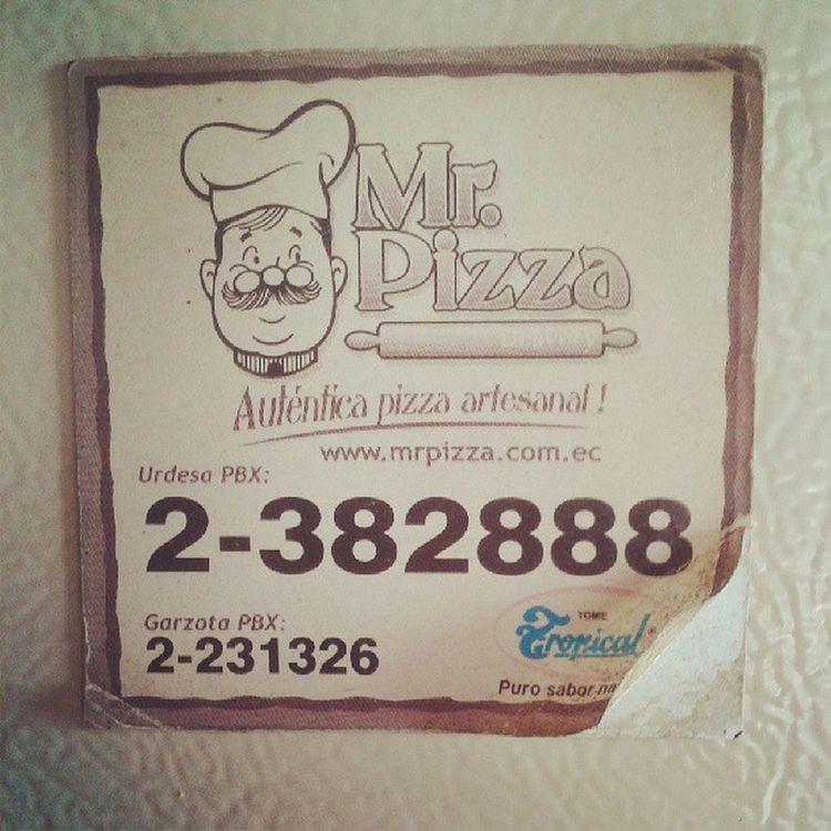 Antes de ser MasterPizza era Mrpizza Guayaquil Ecuador Instagood