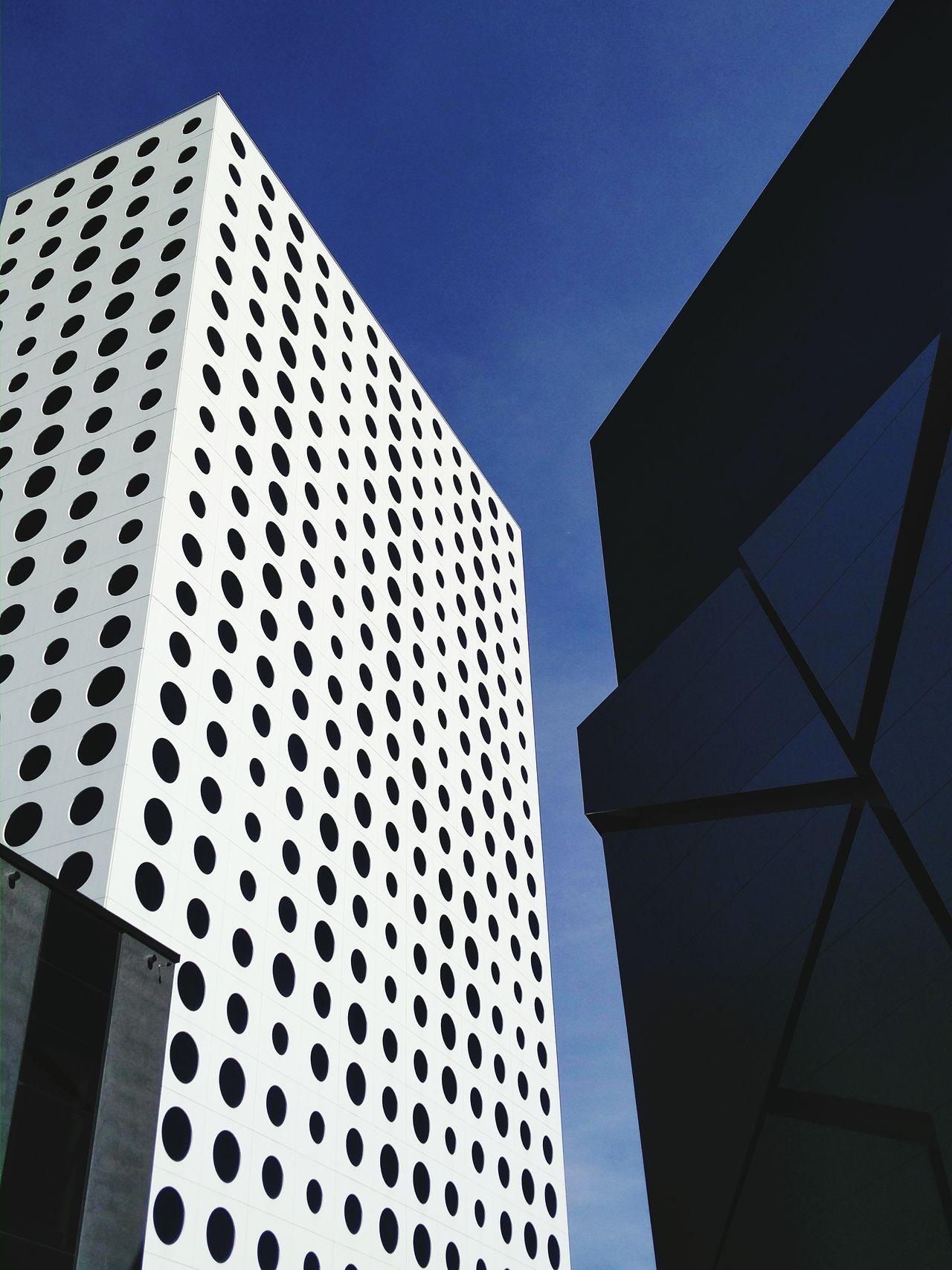 Architecture of Solna Architecture The Architect - 2016 EyeEm Awards Solna Sweden Window Windows Round Round And Round Square And Round Fine Art Photography Minimalist Architecture