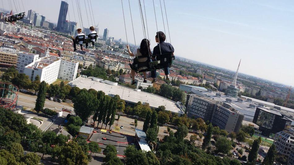 Beautiful stock photos of vienna, Amusement Park, Amusement Park Ride, Architecture, Arts Culture And Entertainment