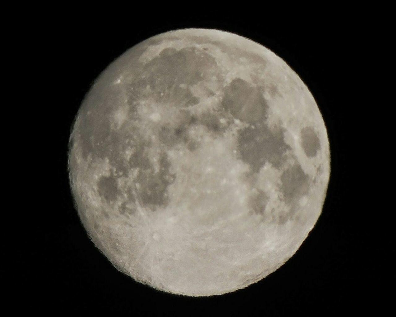 Lua  Moon Luna Lunalunera Carnota Nikonp510