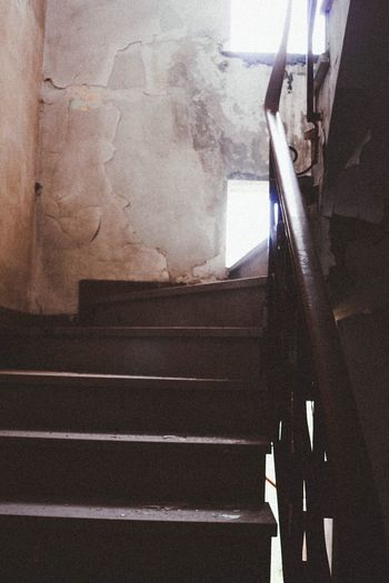 Steps Staircase Steps And Staircases Railing Indoors  Stairs Hand Rail No People Day Close-up