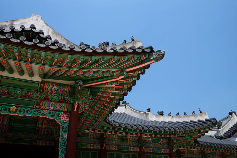 South Korea Korean Traditional Architecture QX1 My Country In A Photo Amazing Architecture