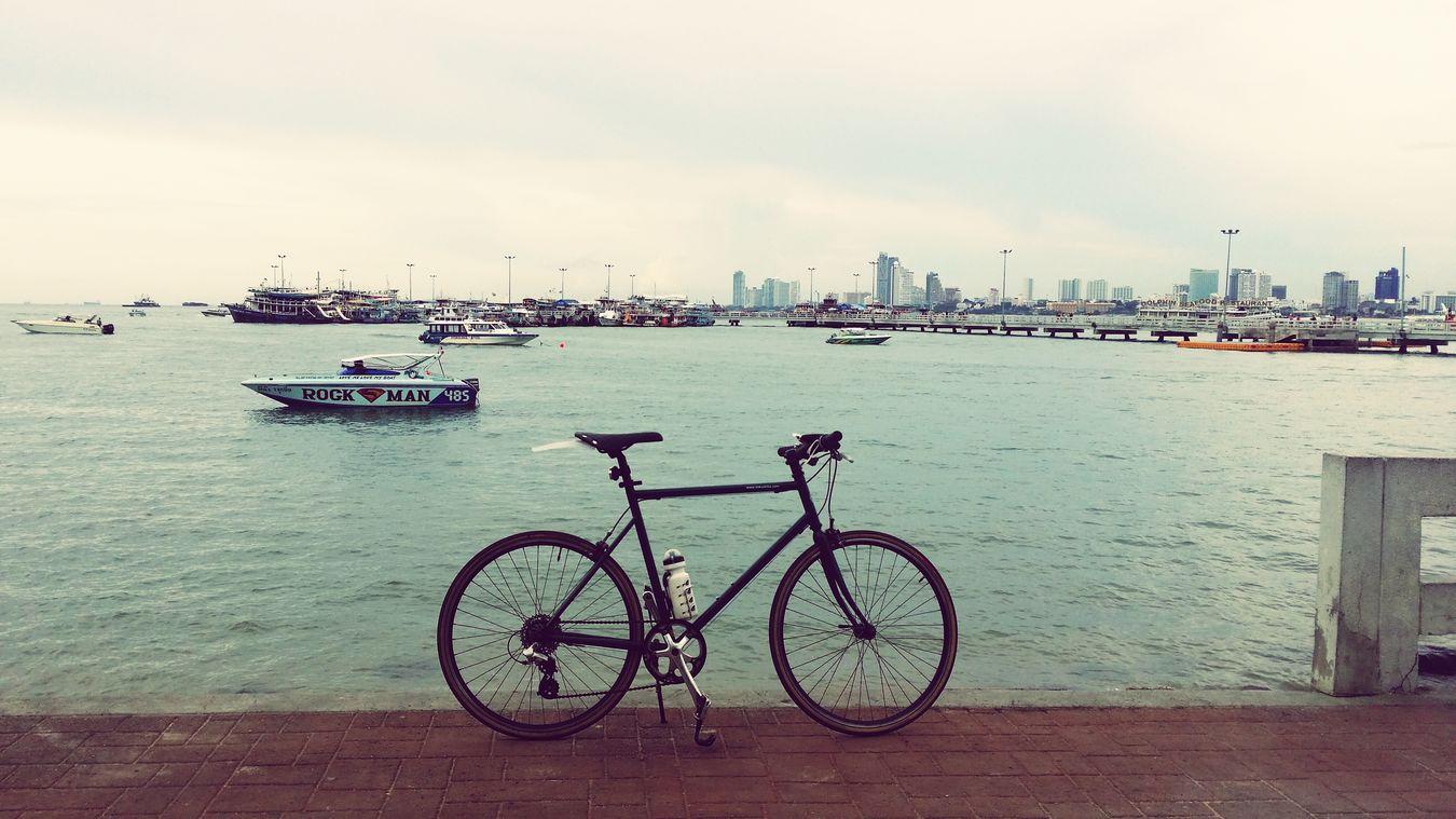 I'm Back Cycling Bike Tokyobike