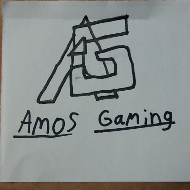 Better drawing of my logo. AGaming Drawing Whiteandblack Follow4follow followforfollowlikeforlikelike4likespam4spam
