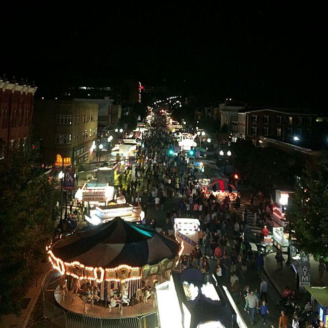 I Love My City Ephrata Ephratafair Downtown