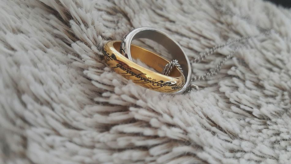 Ring Indoors  Day LOTR Leseigneurdesanneaux Tolkien First Eyeem Photo