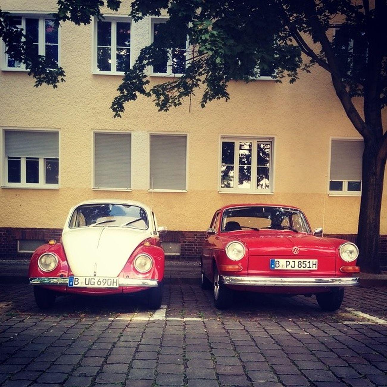 Wolfsburger Doppelpack VW Altekarrenbattle Oldtimer Carporn