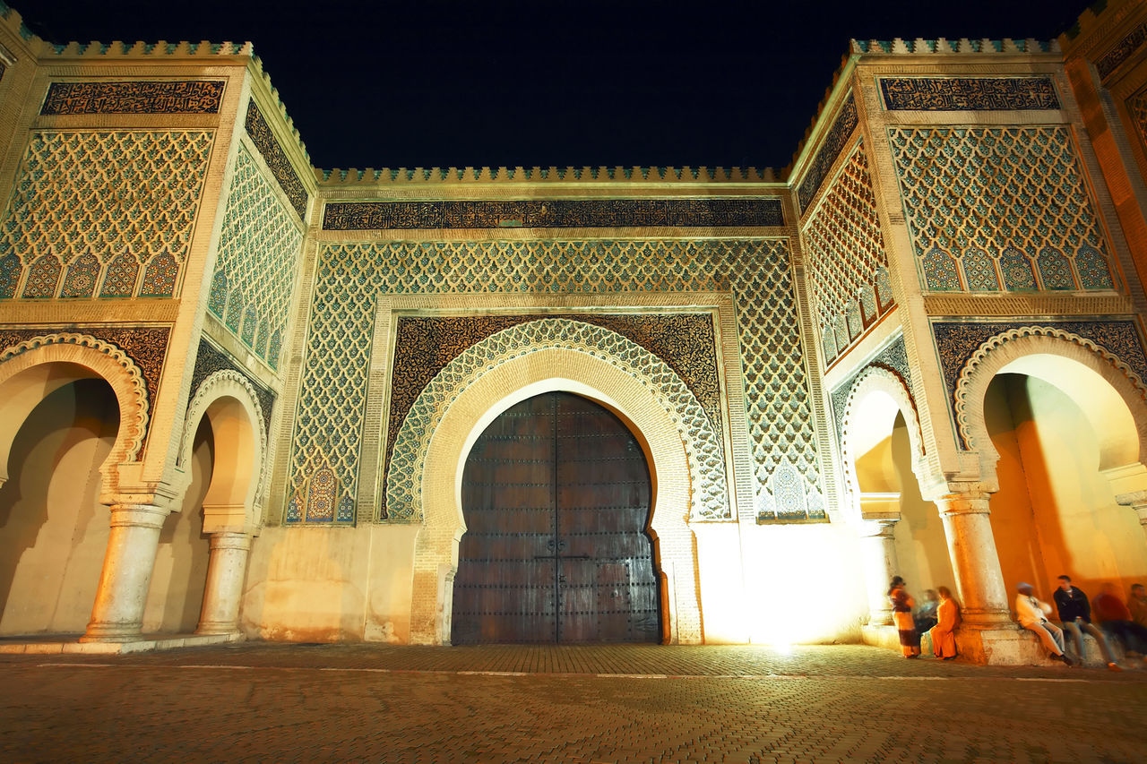Africa Arch Architectural Feature Architecture Architecture Architecture_collection Bab El Mansour Built Structure Day History Landmark Meknès Meknès City Morocco MoroccoTrip No People Outdoors Travel Travel Destinations Travel Photography