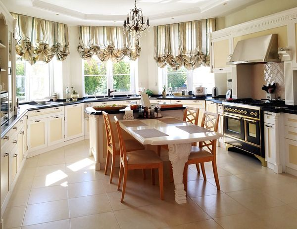 Interior Style Interior Design Interior Views Kitchen Kitchen Table Window Home Sweet Home Comfort No People My Favorite Place