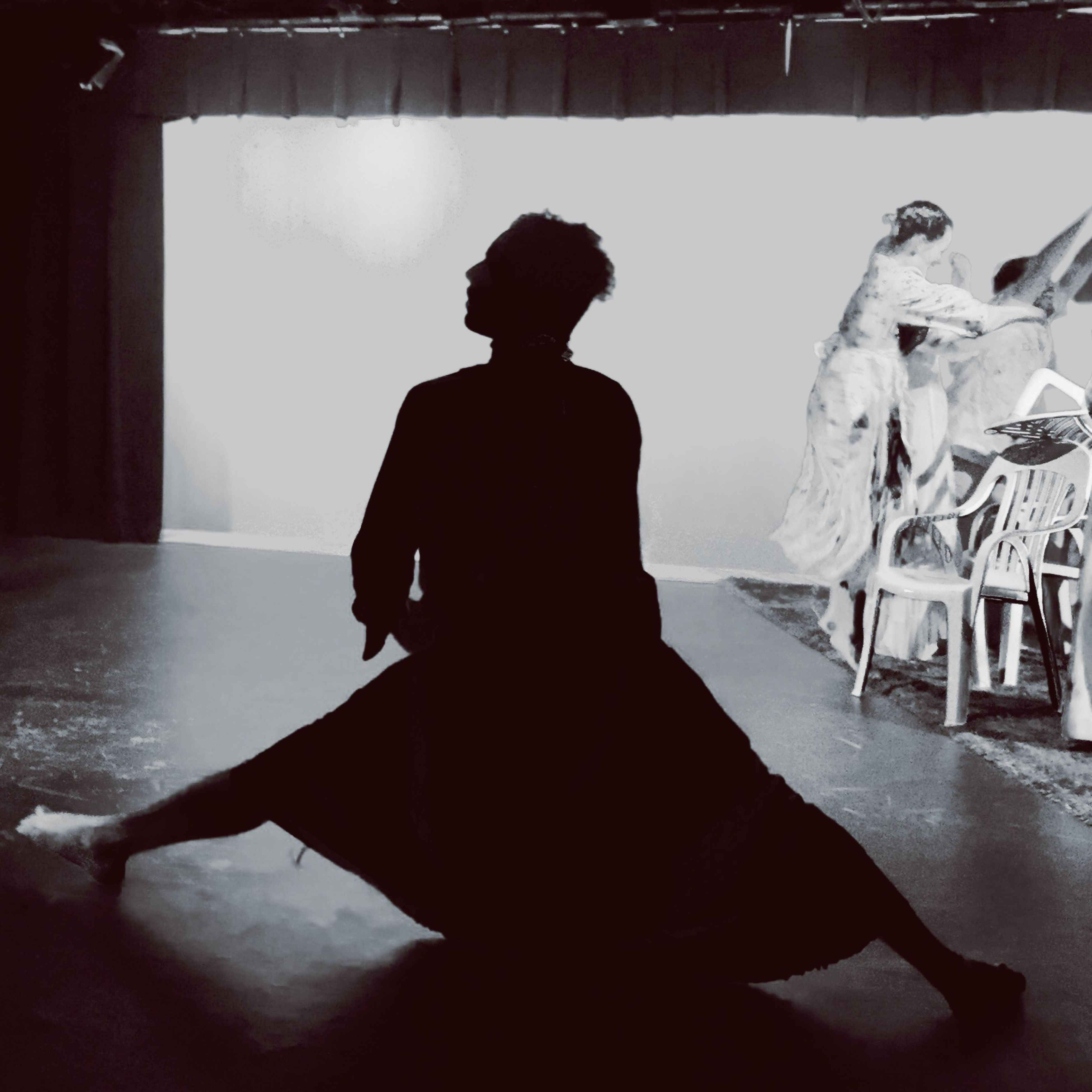 Silhouette Arts Culture And Entertainment Dallas Theater DGDGDanceGroup DGDGWarflower BathHouseCulturalCenter