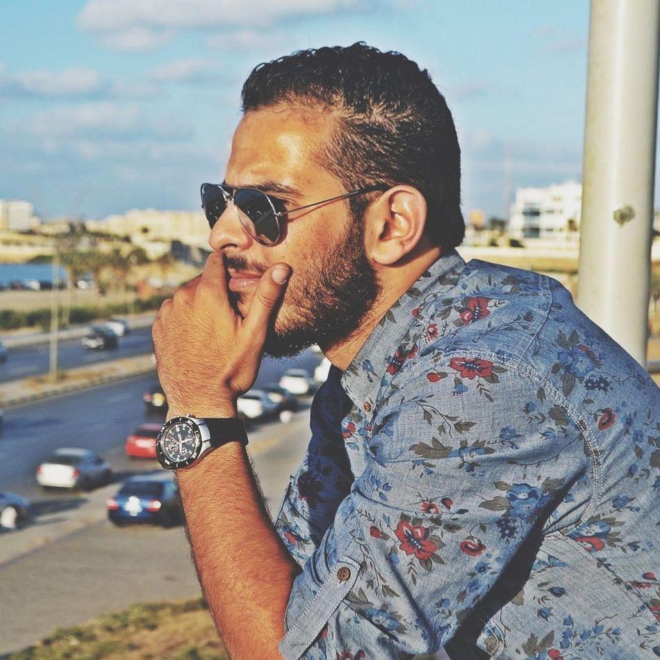 طريق الشط  Libyan