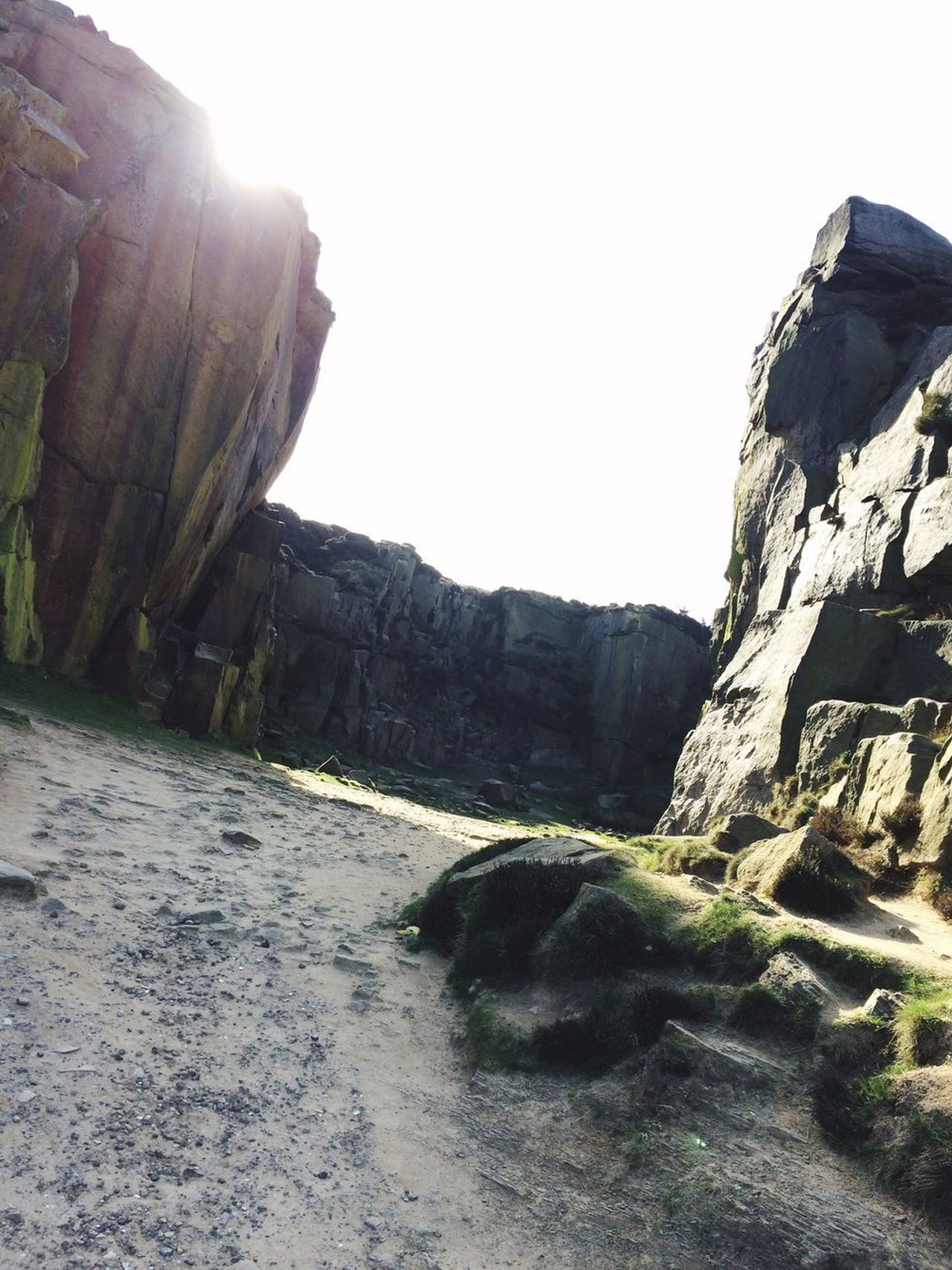Archway to the unknown... Ilkley Beauty In Nature Tranquility Low Angle View Physical Geography EyeEmNewHere Yorkshire