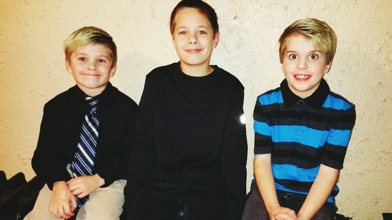 2015 Christmas concert Lovemyboys Kids My4boys