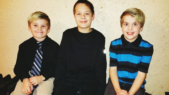 2015 Christmas concert Lovemyboys Kids My4boys