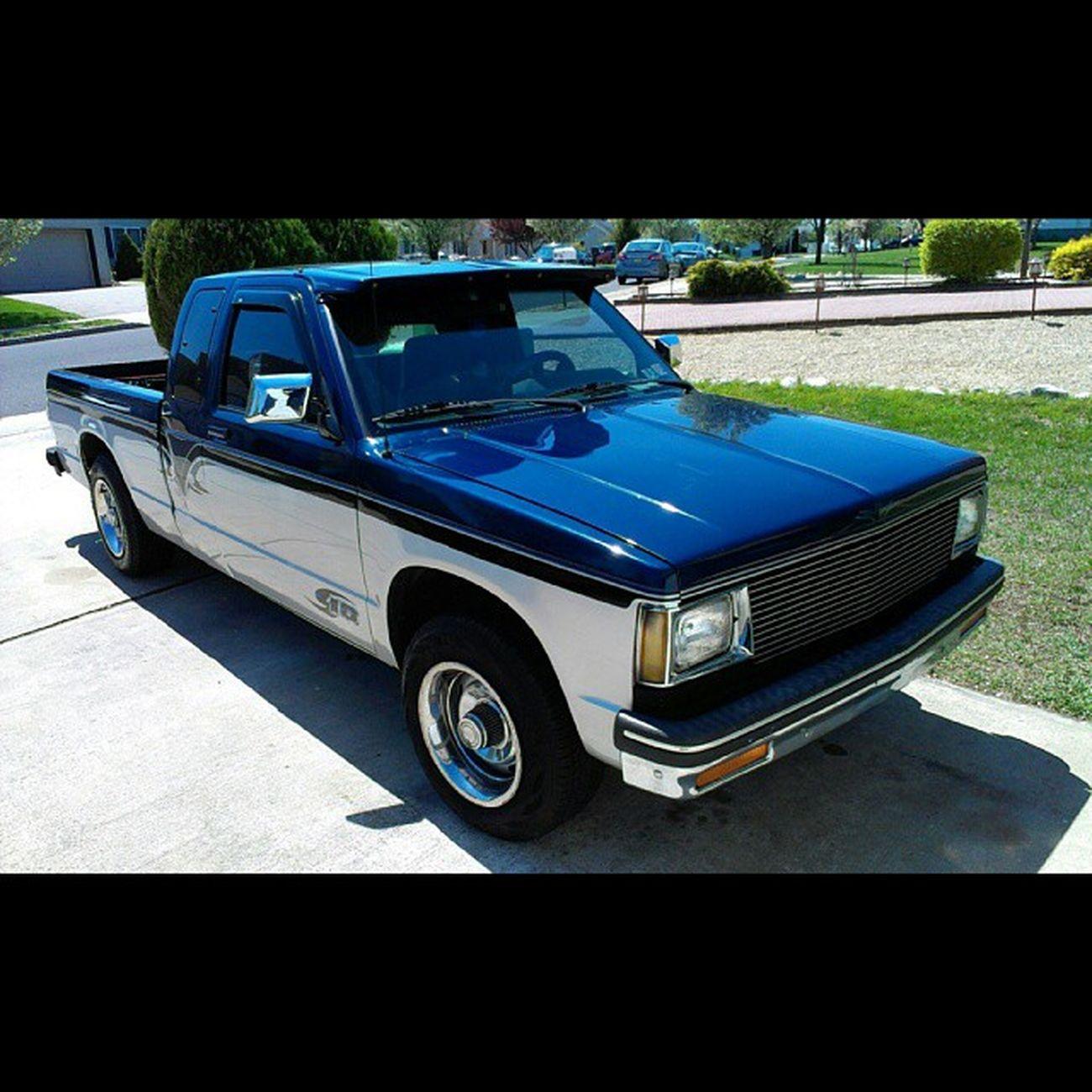 92 Chevy S10 Myride Pickuptruck LeeOnis