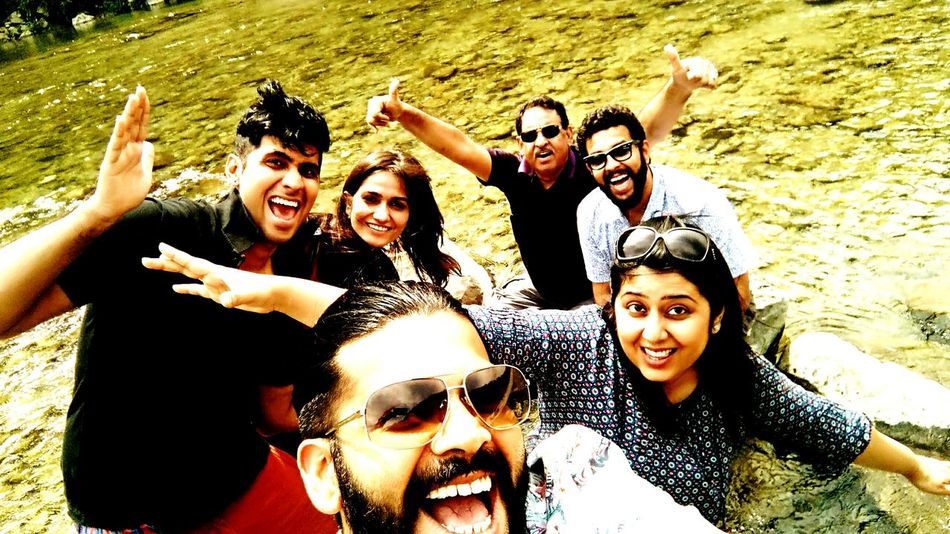 Crazy Family Amazing Times Fun Times By The River Clear Waters