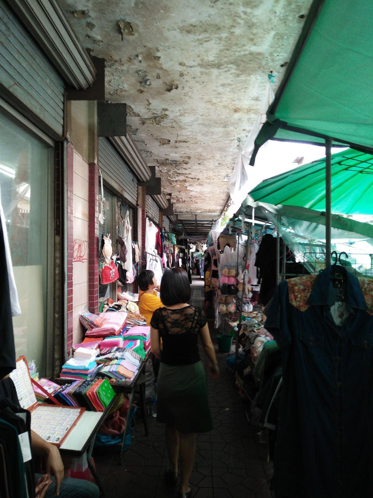 Market Retail  Streetphotography Street Market Oppo Smartphone Street Vender Day People Street Life Street Life In Bangkok Bangkok Bangkok Thailand.