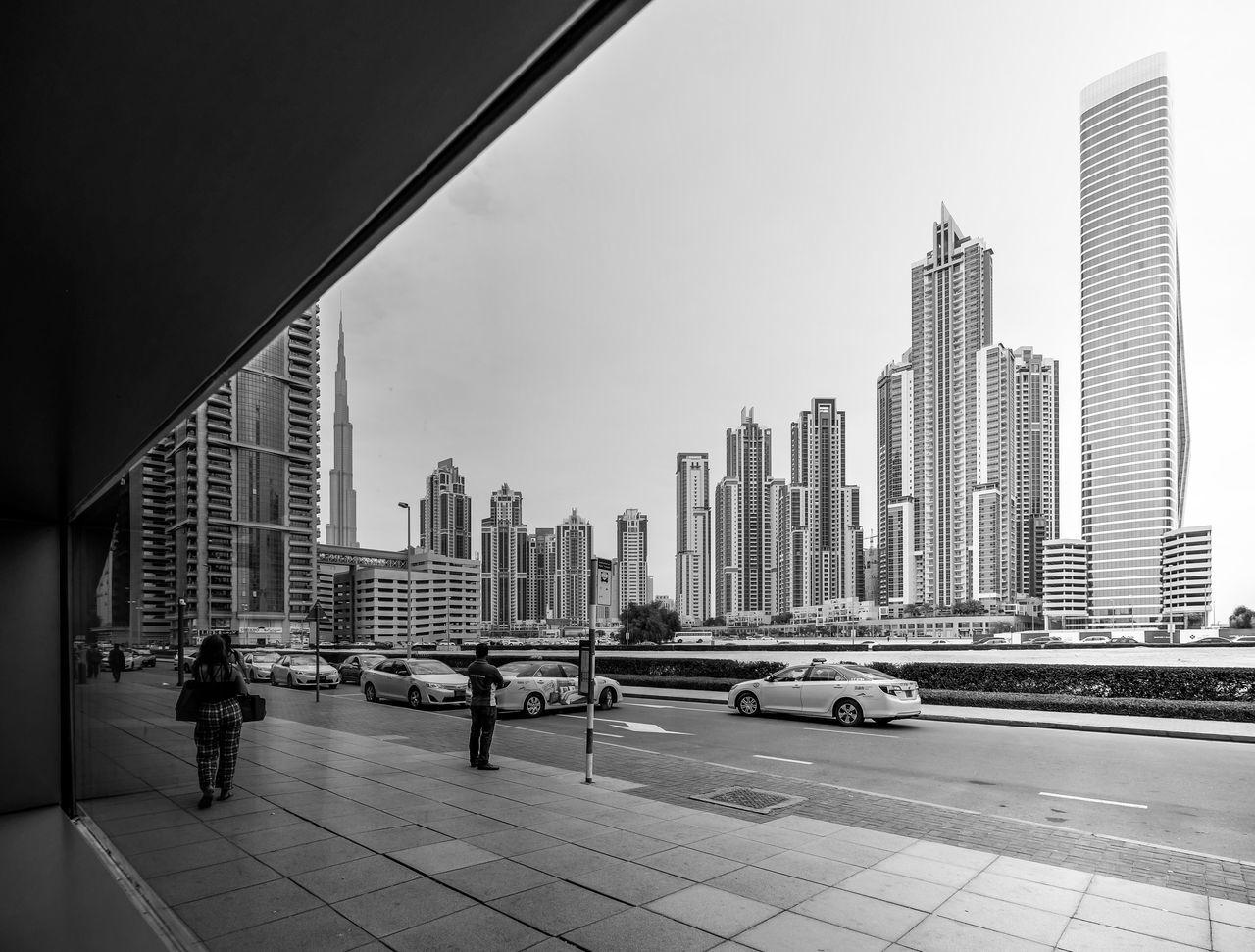 Beautiful stock photos of dubai, Architecture, Building Exterior, Built Structure, Car