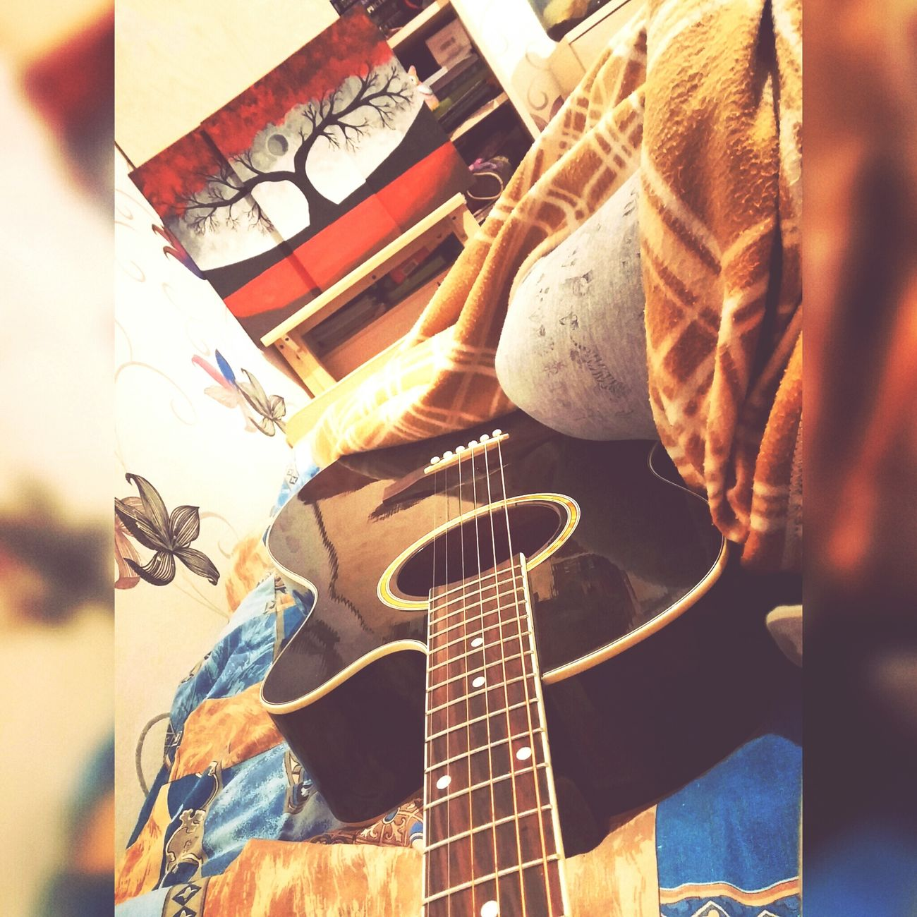 Gitar Lovehome Goodnight ✌✌✌