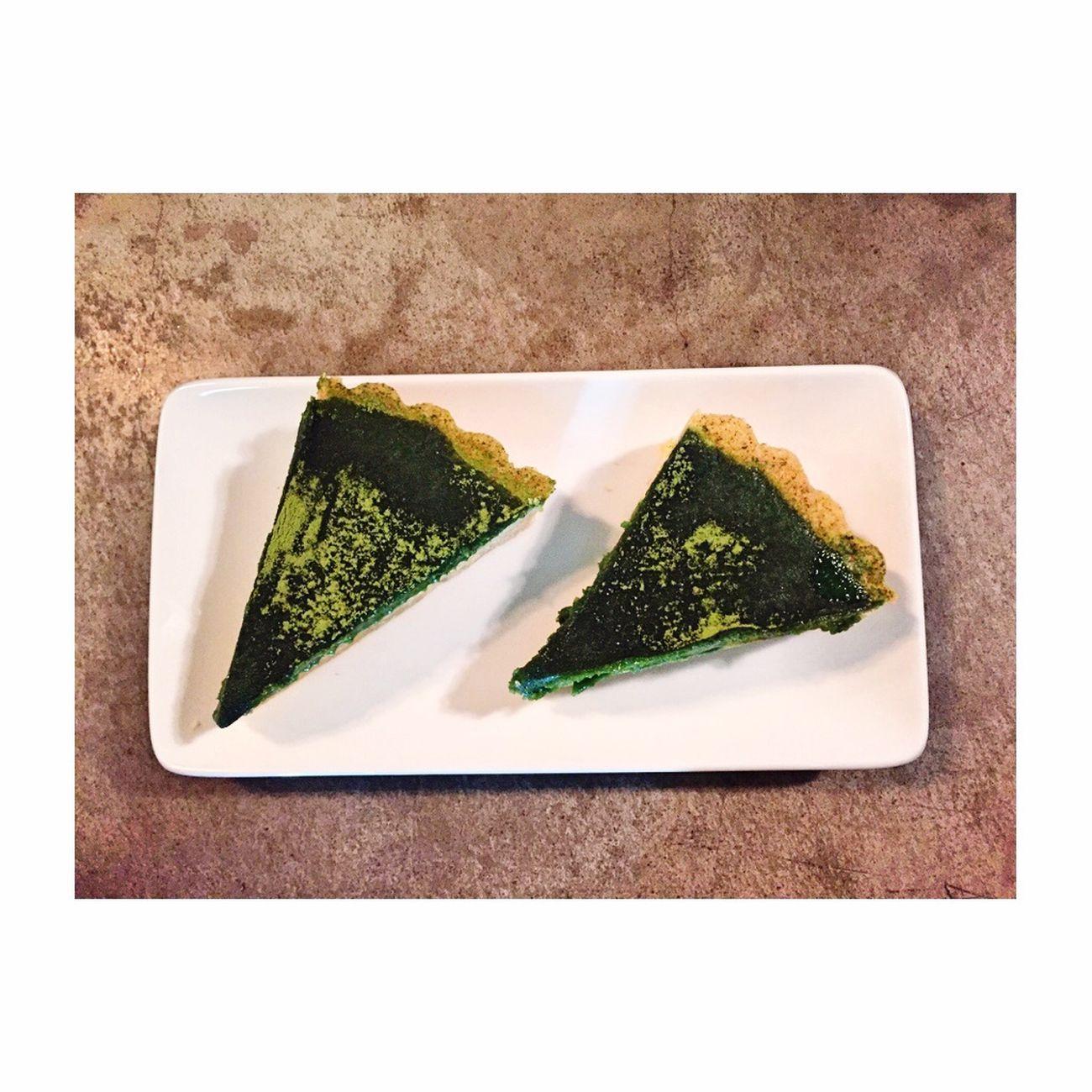 Handmade Matcha Matcha Pie