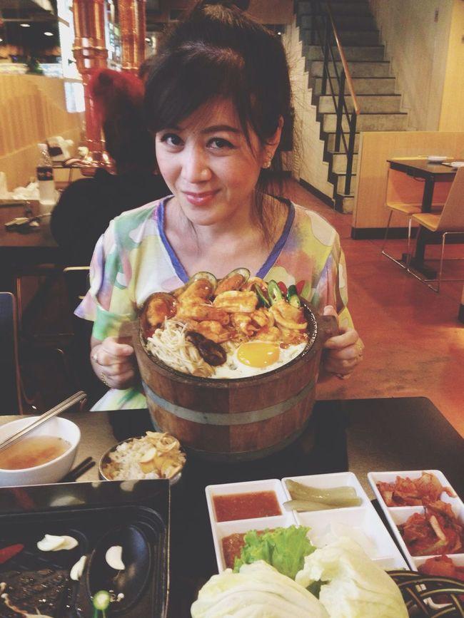 Yummy !! Kimchi Queen Grilling Eating Enjoying Life