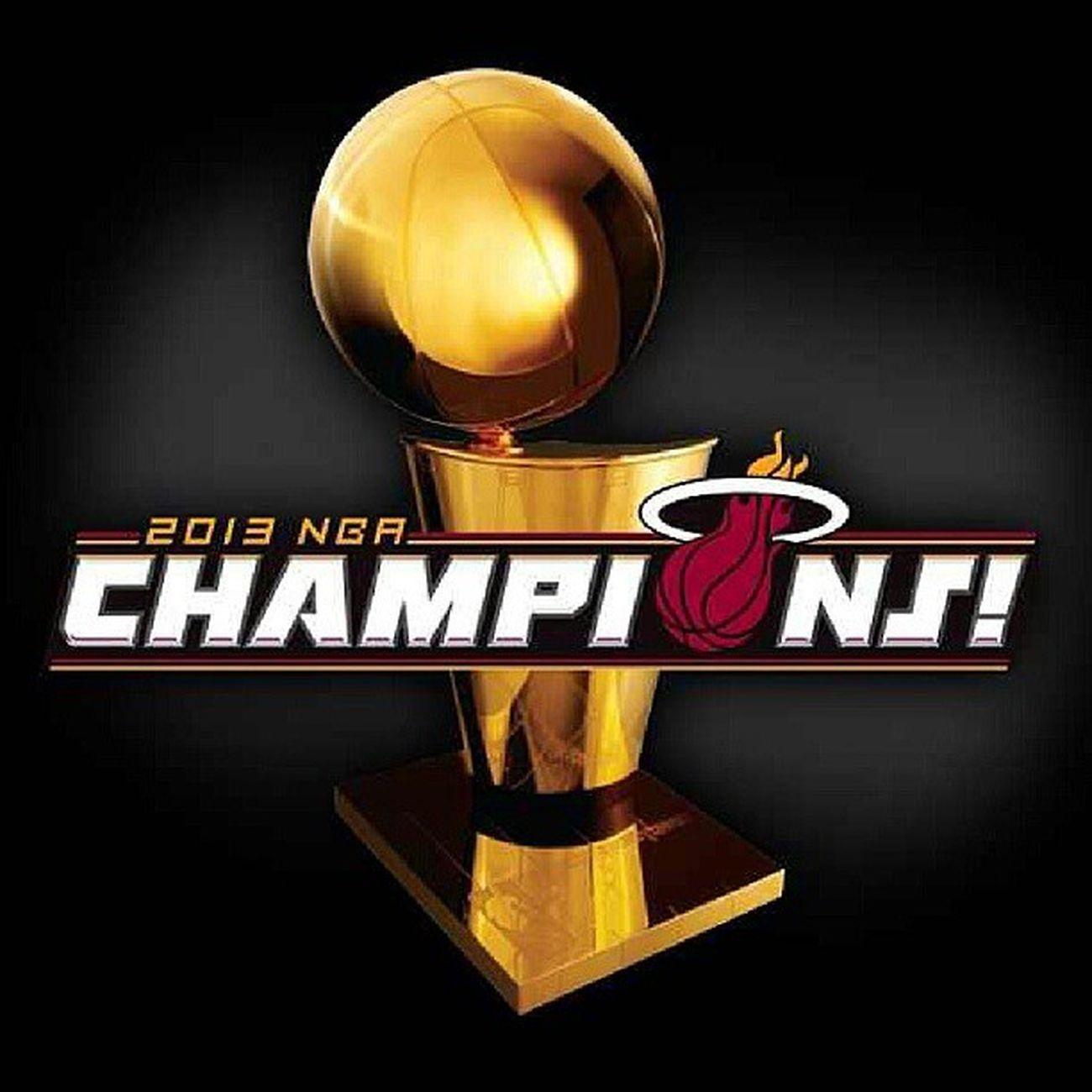 2013 NBA champions Repeat HEATREPEAT