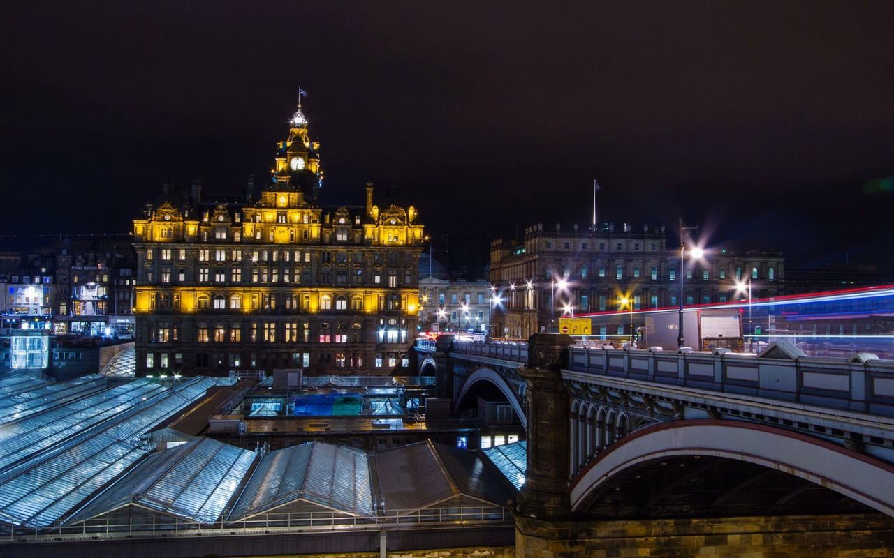 Beautiful stock photos of scotland, Architecture, Bridge, Building Exterior, Built Structure