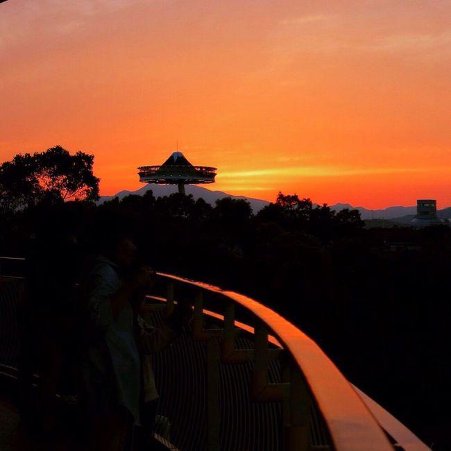 Sunset Twilight Japan