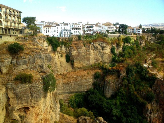 Ronda Spain Village Beatiful Place
