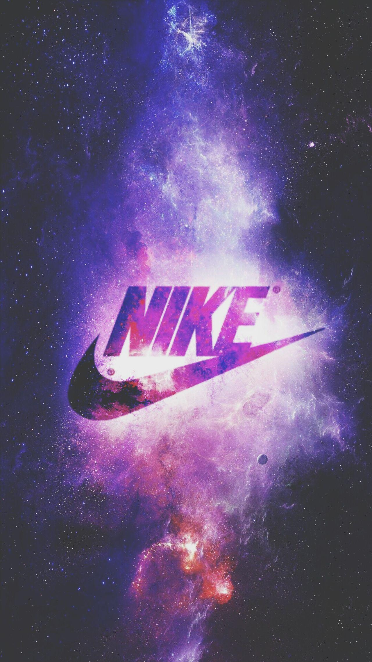 Nike Galaxy Wallpaper Nike Logo Nike Galaxy Logo Cool Nike Logo First Eyeem Photo