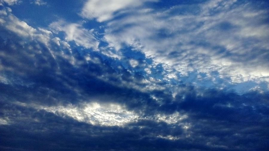 небо⛅️ облака Sky лето радует теплом First Eyeem Photo