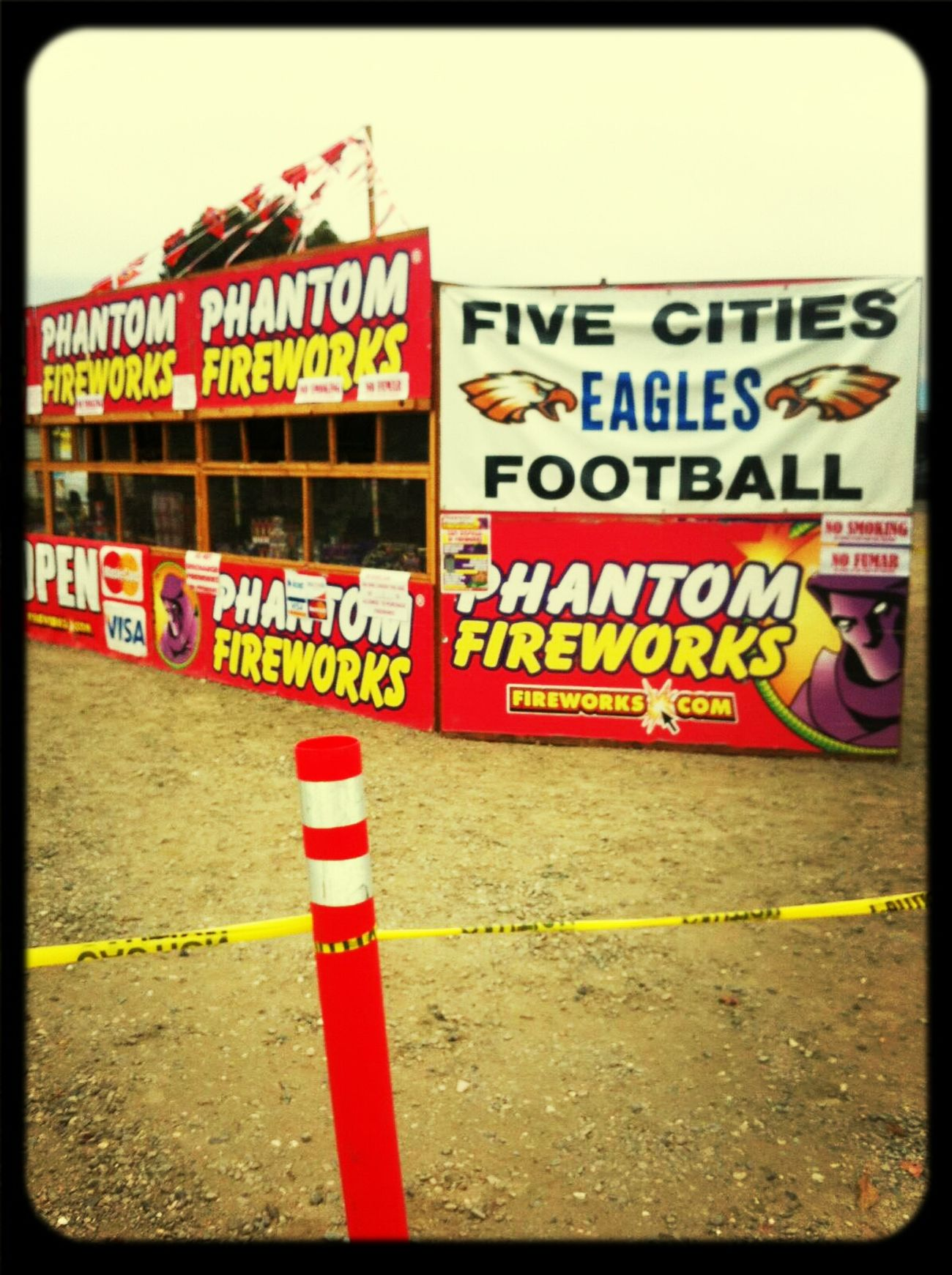 Come support Five Cities Youth Football & Cheer League!!!!! Open 9am-9pm 7/3 & 7/4 Grand & Halcyon in AG Fundraising
