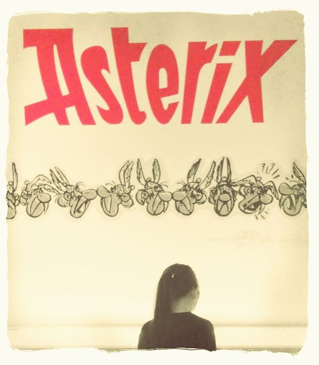 Buenos Aires, Argentina  Family❤ Children Photography Recoleta Bs.As. Argentina Asterix And Obelix Exhibiton Comics 2015