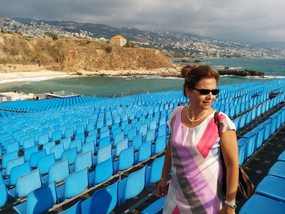 My Diva at the Waterfront Theater Byblos International Festival East Mediterranean.