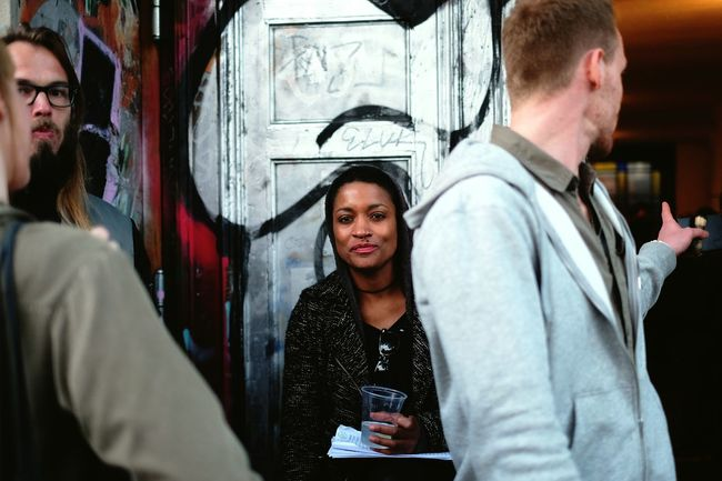 Posted a bunch more photos over on medium: bit.ly/1zmoPLs Erster Mai May Day Street Portrait