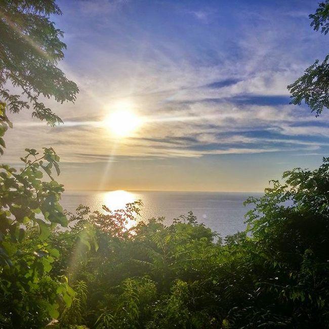 Michigan sunset Jehovahtheartist Jehovahscreation
