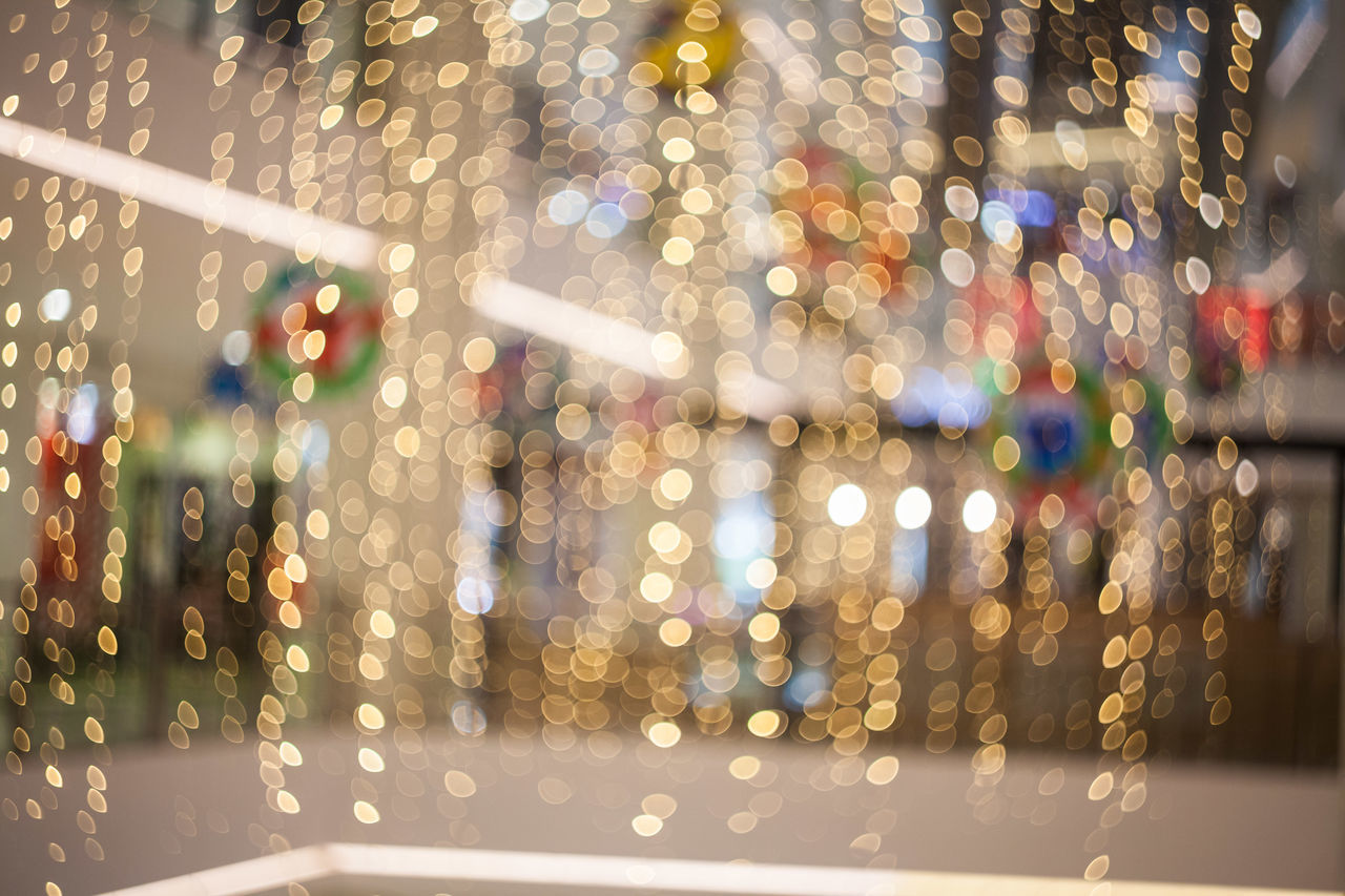 Out of focus swirly bokeh for background Backgrounds Bokeh Bokeh Photography Bokehlicious Christmas Lights Close-up Defocused Focus Focus On Foreground Glitter Glowing Illuminated Lens Flare Lighting Equipment Night No People Outdoors Pattern Road Swirly Swirly Bokeh