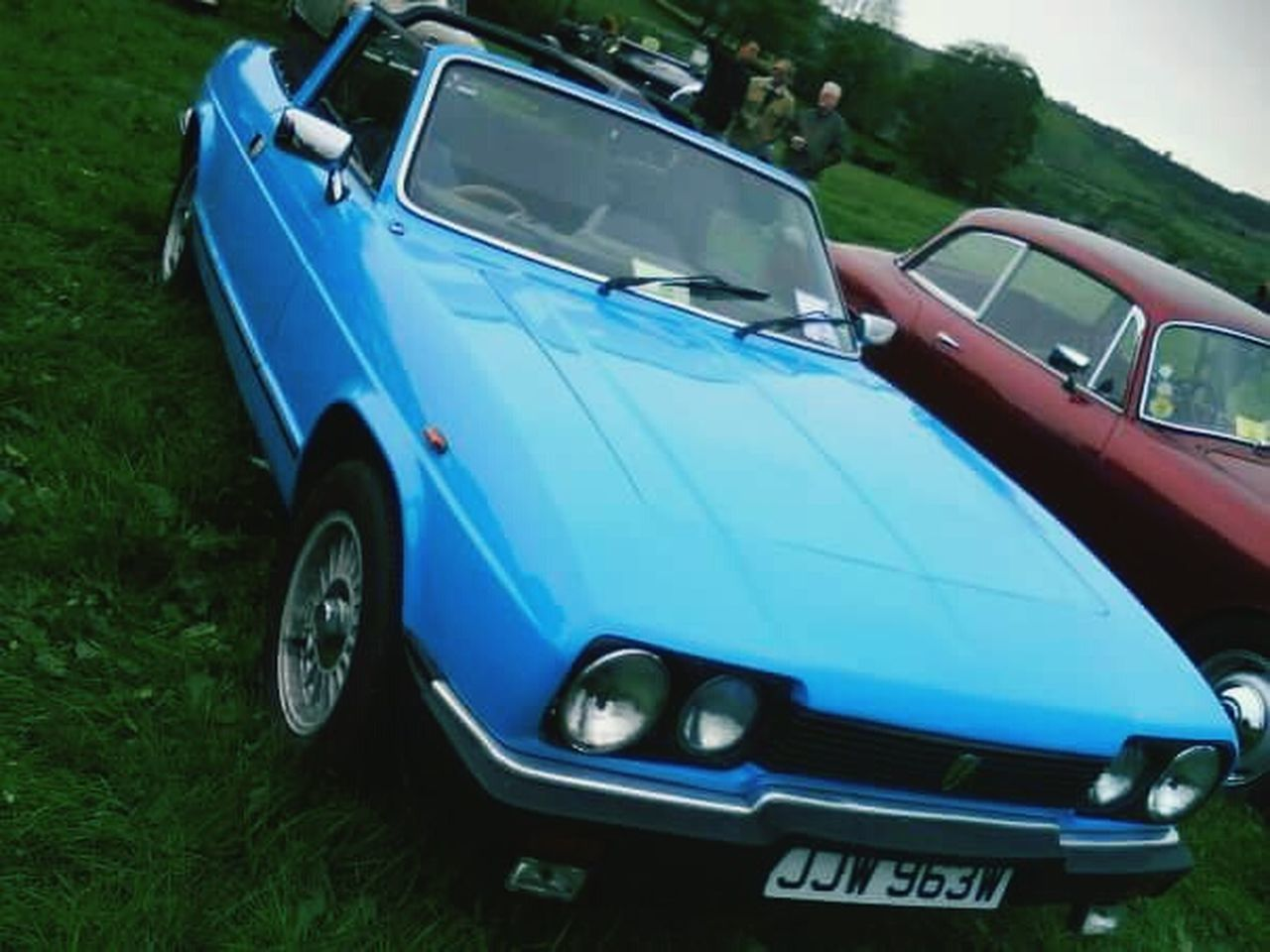 Reliant Scimitar Classic Car Classic Gtse GTE Old Car Old Cars Old Cars/vans