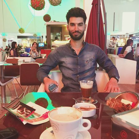 Drinking coffee☕️ Marocchino That's Me Hanging Out Coffee