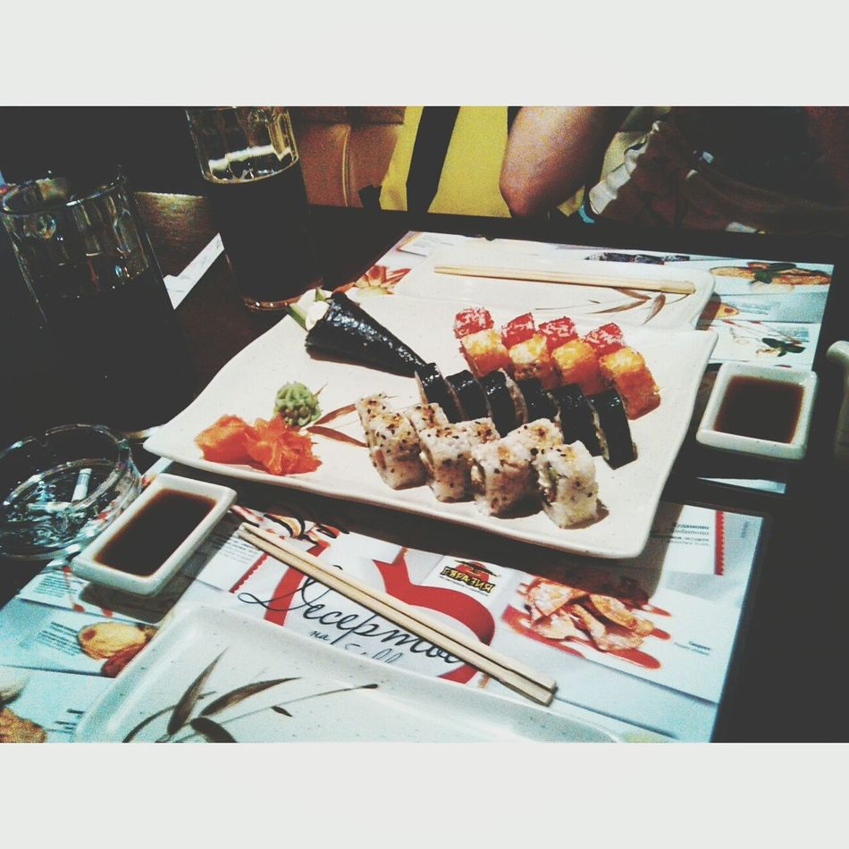 Ramen Shabu-shabu Dinner Sushi