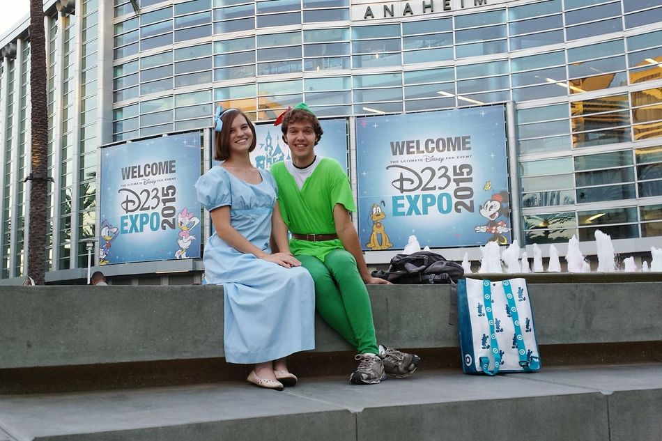 Cosplay Peter Pan Peter And Wendy