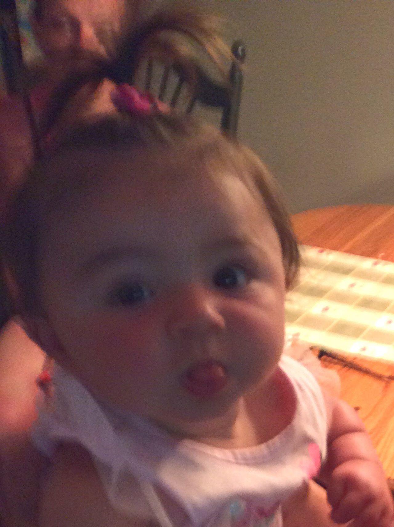 When Boredom Strikes. LongIslandNY Baby ❤ Niece  Babygirl ♥ Babyangie Angelina