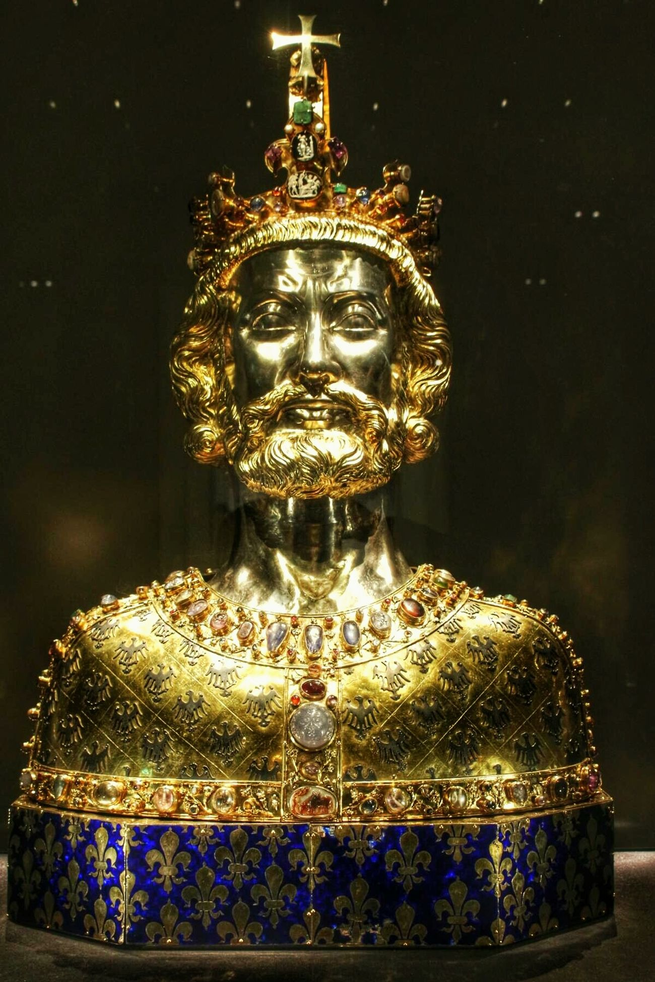 Karl Der Große Charlemagne Aachen