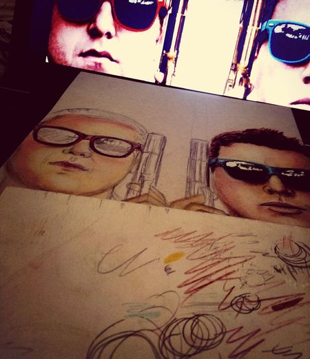 Drawing Channing Tatum Hill Cool