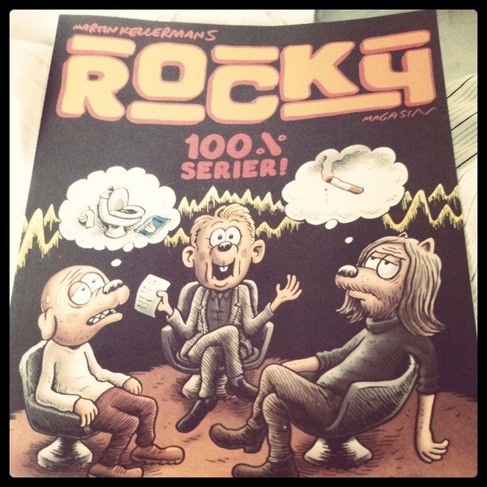 Yey! Fast var är intervjuerna? :/ Rockymagasin