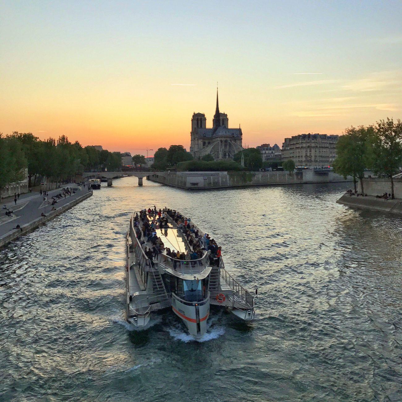 Good Evening Paris! Bonsoir Paris Sunset Clear Sky Photooftheday Paris EyeEm Best Shots Parisweloveyou Eyem Best Shot - Architecture Paris ❤